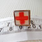 Red Cross Aquatic School RC Lapel Pin VERY NICE
