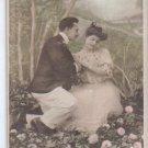 Argentina 1907 Love Greetings Postcard Card RARE