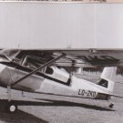 Argentina Air Force Propeller Driven Airplane Cessna or Piper Aircraft  Photo