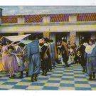 Uruguay Gaucho Pericon Ethnic Folklore Dance  Real Photo  Postcard