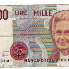Italy Italia 100 Lire Bank Note Banknote Paper Money