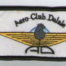 Argentina Private Aviation Dalale Club Airplane Patch