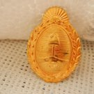 Argentina Buenos Aires Province Police Officer Shield   Badge ORIGINAL