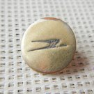 Argentina Airlines Aerolineas Uniform Button RARITY