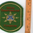 Argentina Buenos Aires Police Central Zone Security Shoulder Patch
