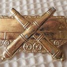 Argentina Army Tanker Armored Gunner Cannon Badge Pin