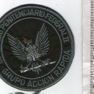 Argentina Corrections Prison DOC SWAT Fast Reply Assault Team Patch #2