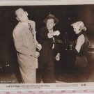 Edmond O´Brien Terry Moore TWO OF A KIND Movie PHOTO