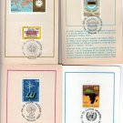 Argentina Stamps First Day Card 5  Stamps