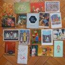 VINTAGE Argentina Greetings  Postcard BUNDLE OF 19