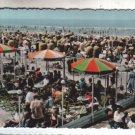 Scheveningen Strandleven Beach Seascape  Postcard