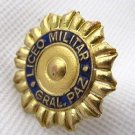 Argentina Army Gral Paz Academy Badge Pin Pins OLD