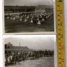 Argentina WW2 Times Army German Like Cavalry Regiment Photo LOT OF 2 PHOTOS