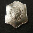 Argentina La Rioja Province Police Plate Badge  VINTAGE