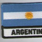 Argentina Army  National Flag Patch 2
