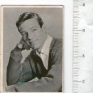 Richard Chamberlain Dr Kildare Printed Signature Photo Picture Card MGM VINTAG 2