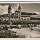 San Sebastian Spain España City Hall & Gardens  Postcard