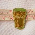 VINTAGE Argentina Coca Cola Lapel Pin VERY NICE
