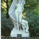 Argentina Buenos Aires Juan de Pari Sculpture Statue Art Postcard