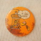 Vintage Caloi Character Clemente I love You Little Thing Lapel Pin