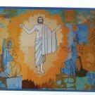 Stane Kregar Jesus Christ Paint Slovenia Christian Church Cathedral Postcard