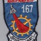 Venezuela Air Force 167 Maintenance Team Patch Patches