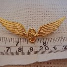 Argentina Buenos Aires Police Officer Transit Badge Wings NEW