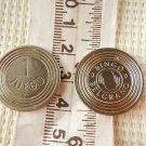 Argentina Gaming Bngo Jackpot Lottery Lucky TOKEN LOT OF 2