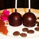 (Bulk 50Ct.) Organic Brownie Pops