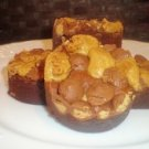 (6ct.) Organic Gluten Free Peanut Butter Brownie