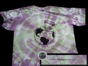 MWR TIE DYE Logo Shirt