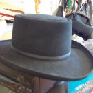 Resistol woman's black hat XXXX