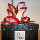 Baby Phat red shoes
