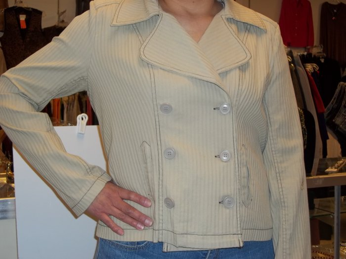 Maurices Tan Jacket