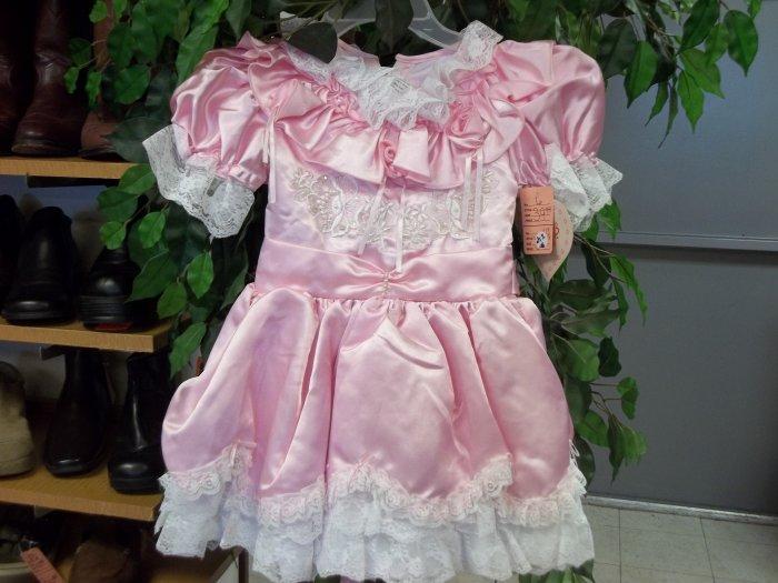 Stehanie B. Pink Pageant Dress