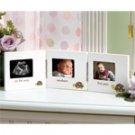 Sonogram & 1st Year Triple Frames in Flower