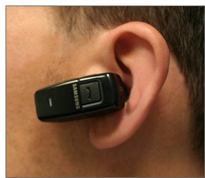 Lot of 10 Samsung WEP200 WEP-200 Bluetooth headsets