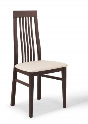 River Dining Chair in Wenge Finish