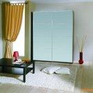Irbis Modern Mirror Sliding Door Wardrobe