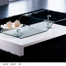 5272 Coffee Table in White Finish