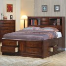 Hillary Queen Size Storage Bed