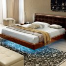 Sky Compositon 7 King Size Bed Camel Group