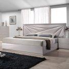 Florence King Size Platform Bed