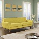 Modern Pablo Sofa Lemon Yellow