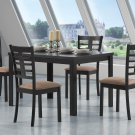 Clara 5 Pc Dining Table Set