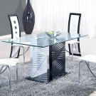 D1021DT-803WH Dining Set 5Pc by Global