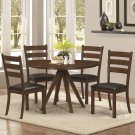 Urbana Rustic 5 Piece Dining Set
