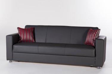 Tokyo Santa Glory Grey Sofa Bed with Storage