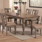 Riverbend 7-Piece Two-Tone Dining Set