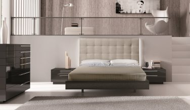 Beja Queen Premium Bedroom